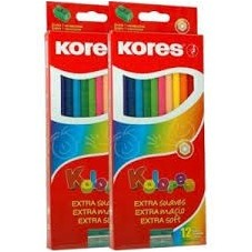 Colores Kores x12