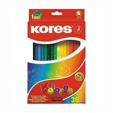 Colores Kores x36
