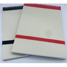 Cuaderno Bitácora 1/8  25 x 35