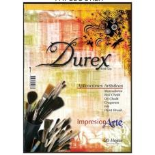 Block Durex 240 Grs. 25 x...
