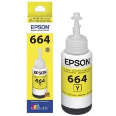 Tinta Epson 664 Amarilla