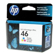 Cartucho HP 46 Color