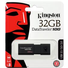 Memoria USB 32 GB DT 100G3...