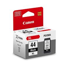 Cartucho Canon  44XL Negro