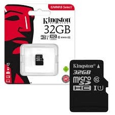 Memoria Micro SD 32 GB Cl...
