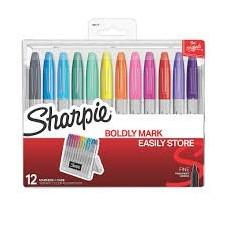 Sharpie  x12 Fino